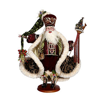 Mark Roberts Big Night Out Santa Figure