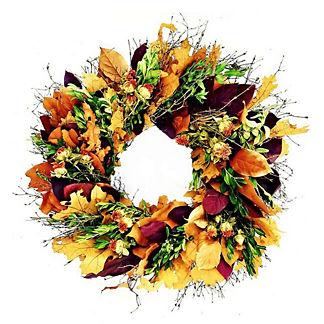 Fall Opulence Wreath