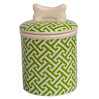 Trellis Treat Jar