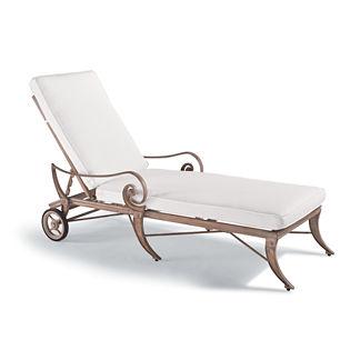 Athens Chaise Lounge Cushion