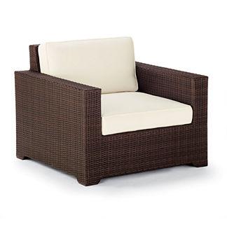 Palermo Lounge Chair Cushions
