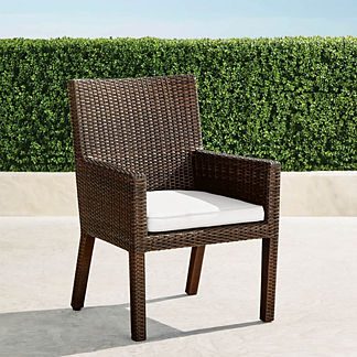 Palermo Dining Arm Chair Cushion, Special Order