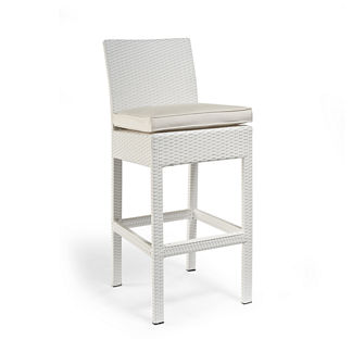 Palermo Backed Bar Stool Cushion, Special Order