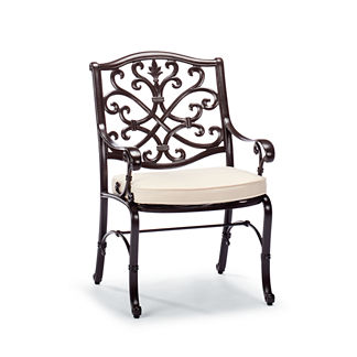 Orleans Dining Chair/Bar Stool Cushion, Special Order
