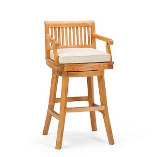 Cassara Swivel Bar Stool Cushion, Special Order