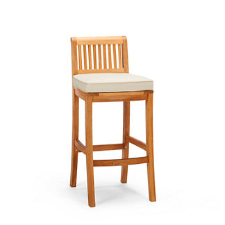 Cassara Non-swivel Bar Stool Cushion, Special Order