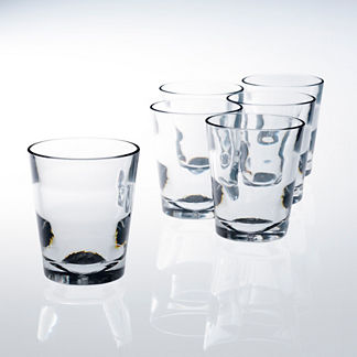 10 oz. Old Fashioned Glasses, Set of Six