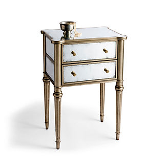 Abbey Eglomise Accent Table