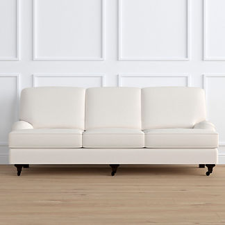 Blake Leather Sofa