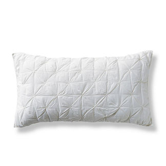 Whitney Cotton Pintuck Pillow Sham