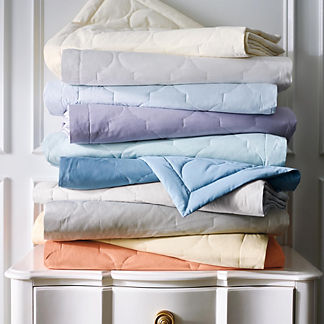 Washable Down Sateen Blanket