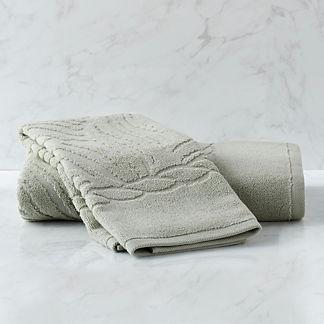 Seychelles Sculpted Bath Towel