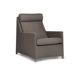 Modello High Back Lounge Chair