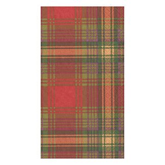 Caspari Highland Guest Towels