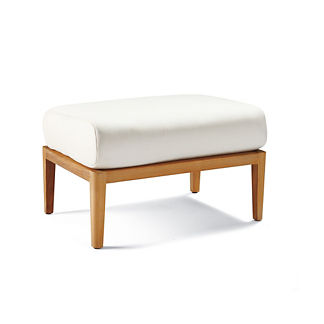Brizo Ottoman with Cushions by Porta Forma