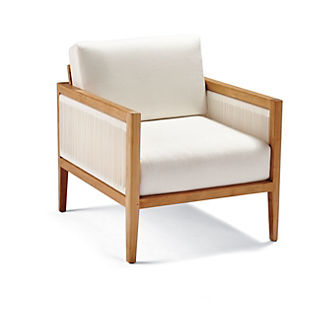 Brizo Lounge Chair with Cushions by Porta Forma, Special Order