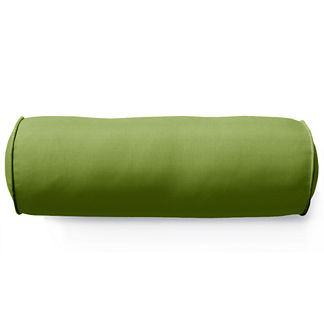 Outdoor Bolster Pillow with Piping