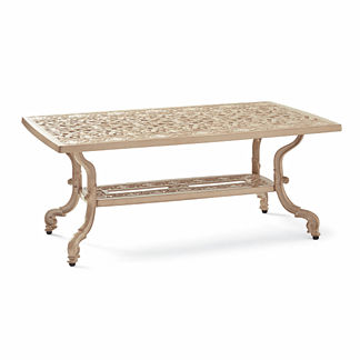 Orleans Coffee Table in Biscayne Finish