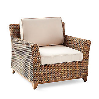 Somerset Lounge Chair with Cushions, Special Order
