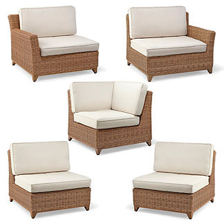 Somerset 5-pc. Modular Chair Set