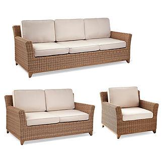 Somerset 3-pc. Sofa Set