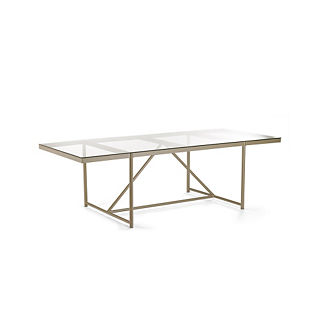 Enzo Rectangular Dining Table by Porta Forma