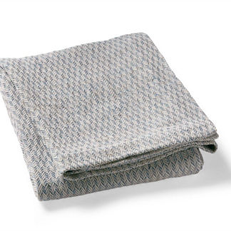 Lucera Herringbone Throw