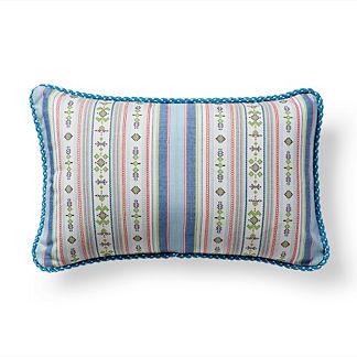 Voyager Tropic Outdoor Lumbar Pillow