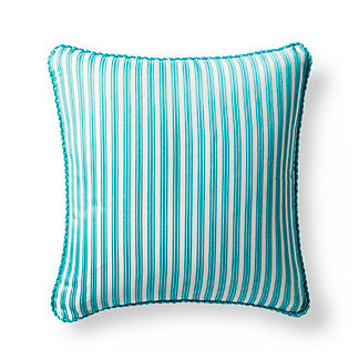 Belmar Stripe Aruba Outdoor Pillow