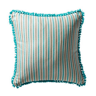 Fairway Stripe Aruba Outdoor Pillow