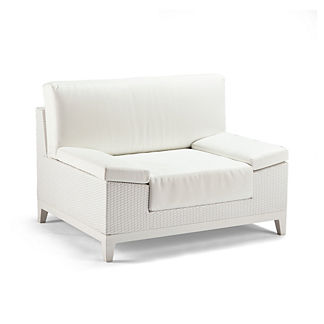 Collins Lounge Chair with Cushions by Porta Forma