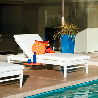 Helio Chaise by Porta Forma
