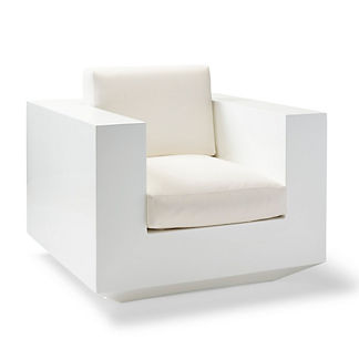 Milo Lounge Chair by Porta Forma