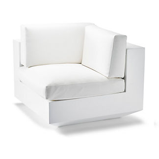 Milo Right-facing Lounge Chair by Porta Forma