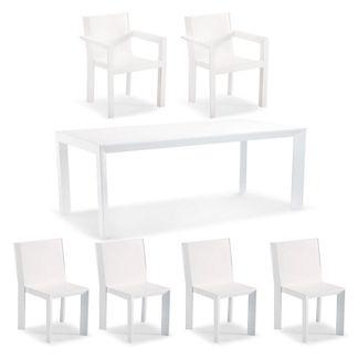 Milo 5-pc. Rectangular Dining Set by Porta Forma