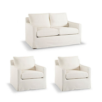 Emerson 3-pc. Loveseat Set