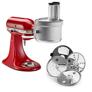KitchenAid Food Processor with Dicing Attachment Kit