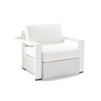 Vida Lounge Chair with Cushions by Porta Forma, Special Order