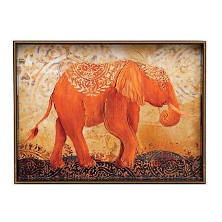 Kandula the Elephant Tray