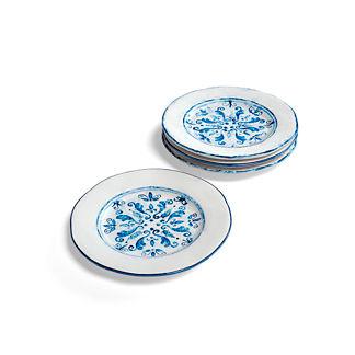 Tavira Salad Plates, Set of Four