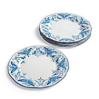 Tavira Dinner Plates, Set of Four