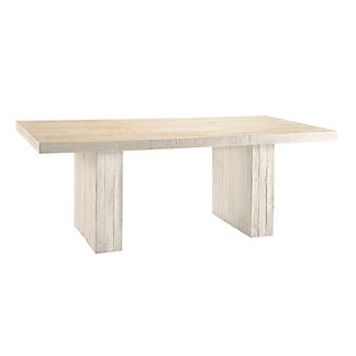 Emerson Faux Wood Dining Table