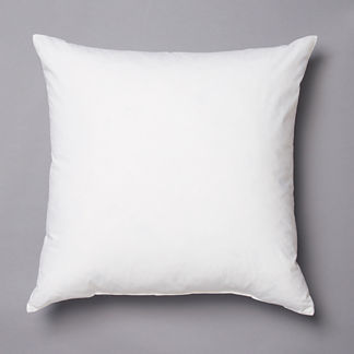 Luxury Goose Down Euro Decorative Pillow Insert