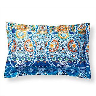 Sicilia Blu Pillow Sham