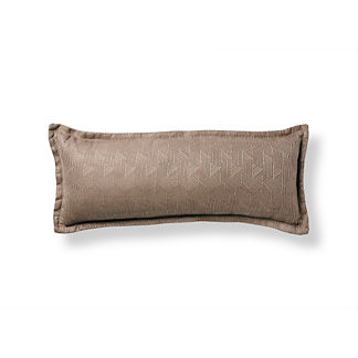 Flanged Outdoor Lumbar Pillow by Porta Forma