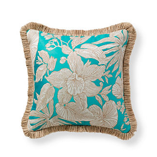 Bermuda Breeze Aruba Outdoor Pillow