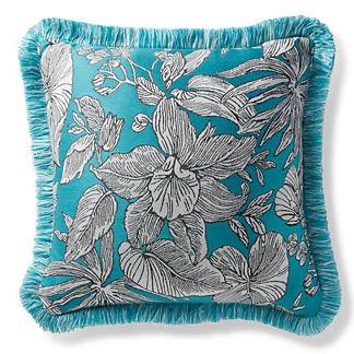 Bermuda Breeze Pool Outdoor Pillow