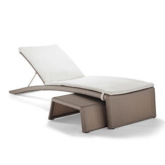 Airwin Chaise Cushion by Porta Forma