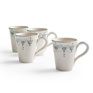 Vinaccia Mugs, Set of Four