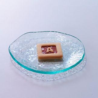 Salt Dinner Plate